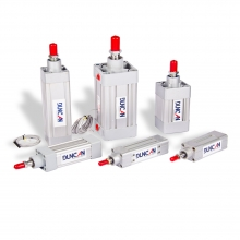 VDMA / ISO Cylinders|Duncan Engineering LTD