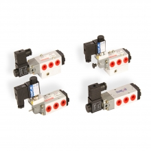 Pneumatic Valves | Duncan Engineering Ltd