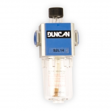 Maxflow Lubricators - G1/4 - G 1|Duncan Engineering LTD