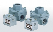 Quick Exhaust Valves|Duncan Engineering LTD