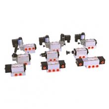 "1/4"" Modular Spool Valves Duncan Engineering LTD"